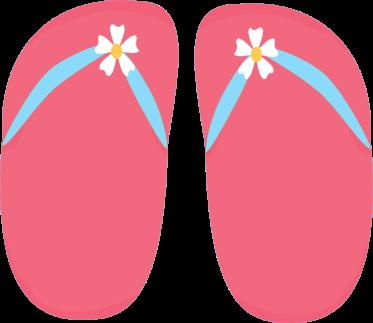Flip flop clip art images 2