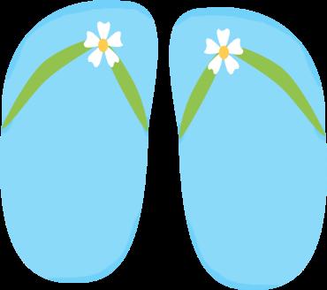 Flip flop clip art images 3