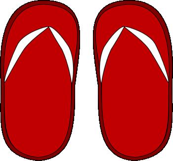 Flip flop clip art images 5