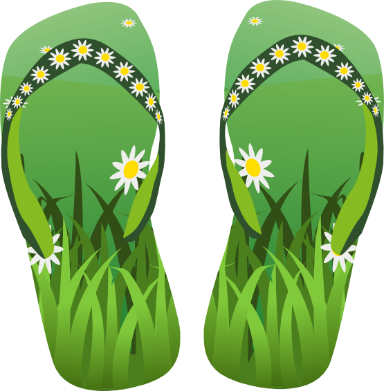 Flip flop free to use clip art