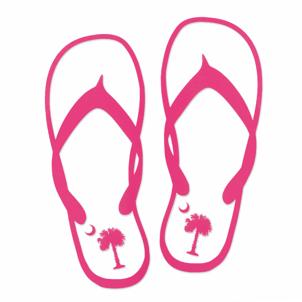 Flip flops clipart black and white free 7