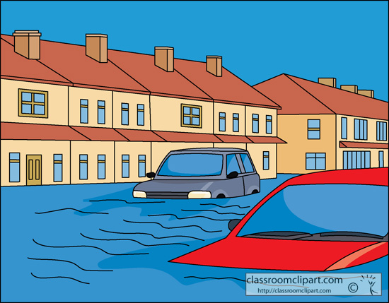 Flood clip art free clipart images 2