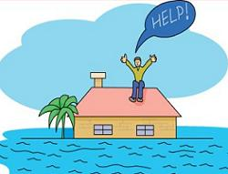 Flood clip art free clipart images