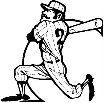 Free baseball clipart graphics images and photos