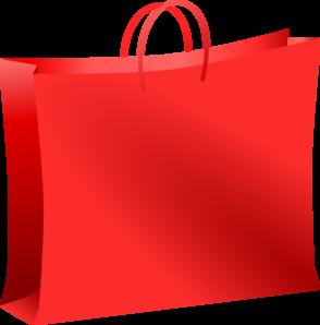 Free clip art shopping 4