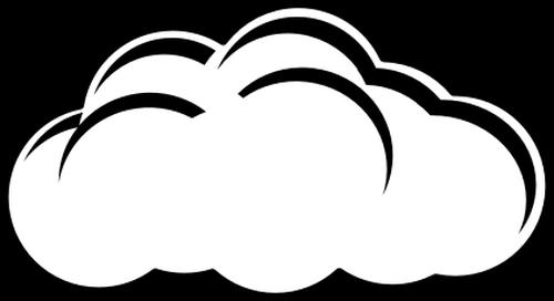 Free cloud clipart clip art image clipart