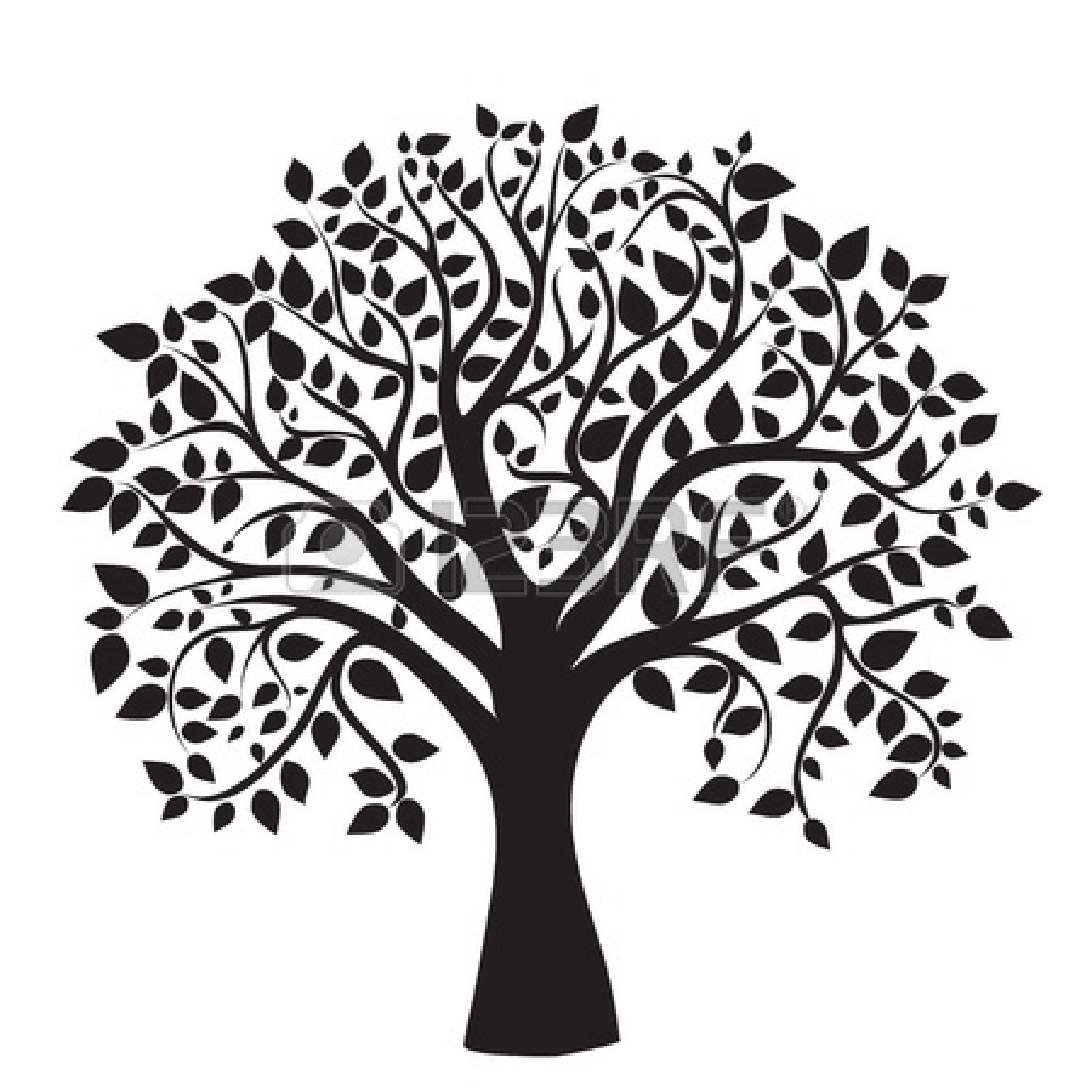 Free family tree clipart pictures 2