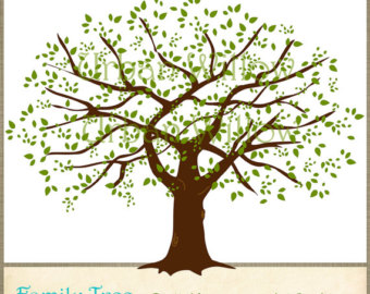 Free family tree clipart pictures 3