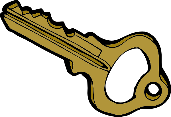 Free key clipart pictures 3
