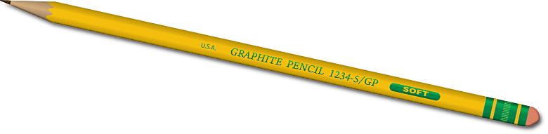 Free pencil clipart clip art images and 4