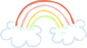 Free rainbow clipart clip art images and