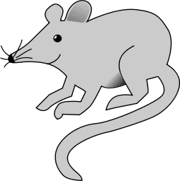 Free rat clipart 1 page of clip art