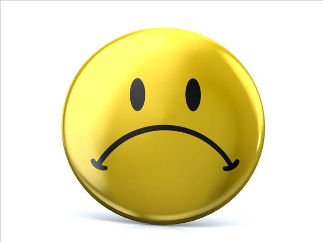 Free sad face clip art image 8
