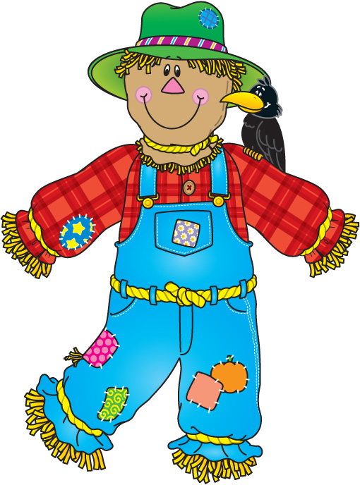 Free scarecrow clipart pictures 2