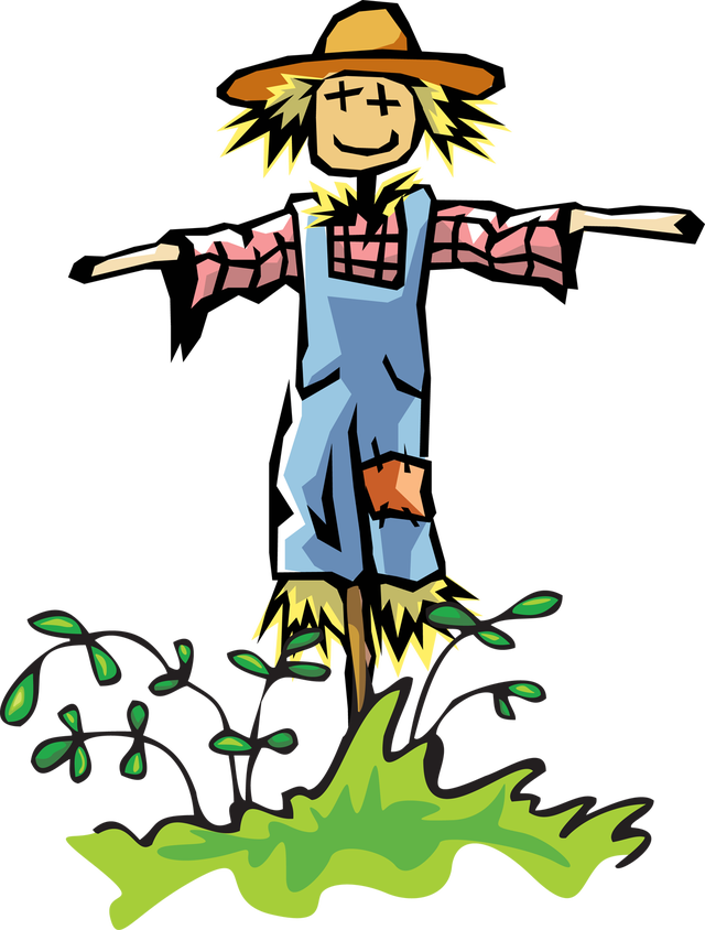 Free scarecrow clipart pictures 3