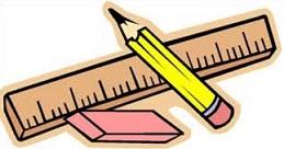 Free school supplies clipart