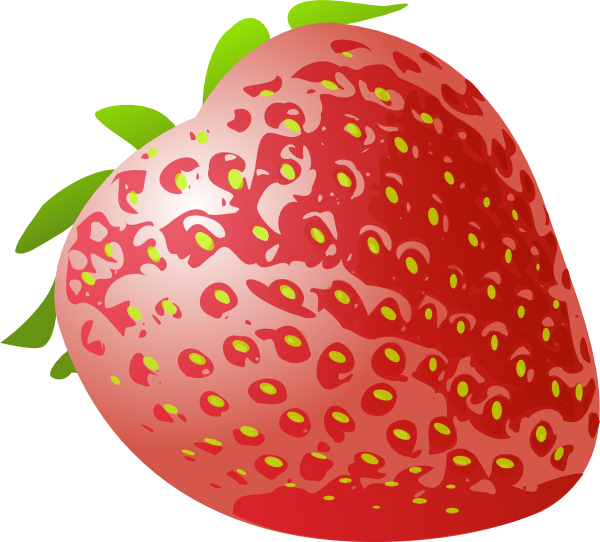 Free strawberry clipart clipartdeck clip arts for