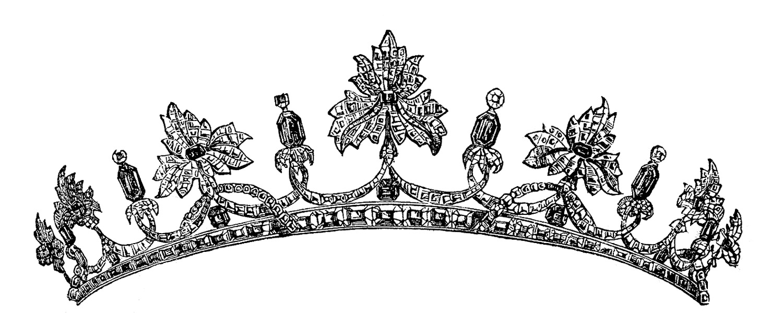 Free tiara clip art
