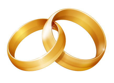 Free wedding ring clipart images 2