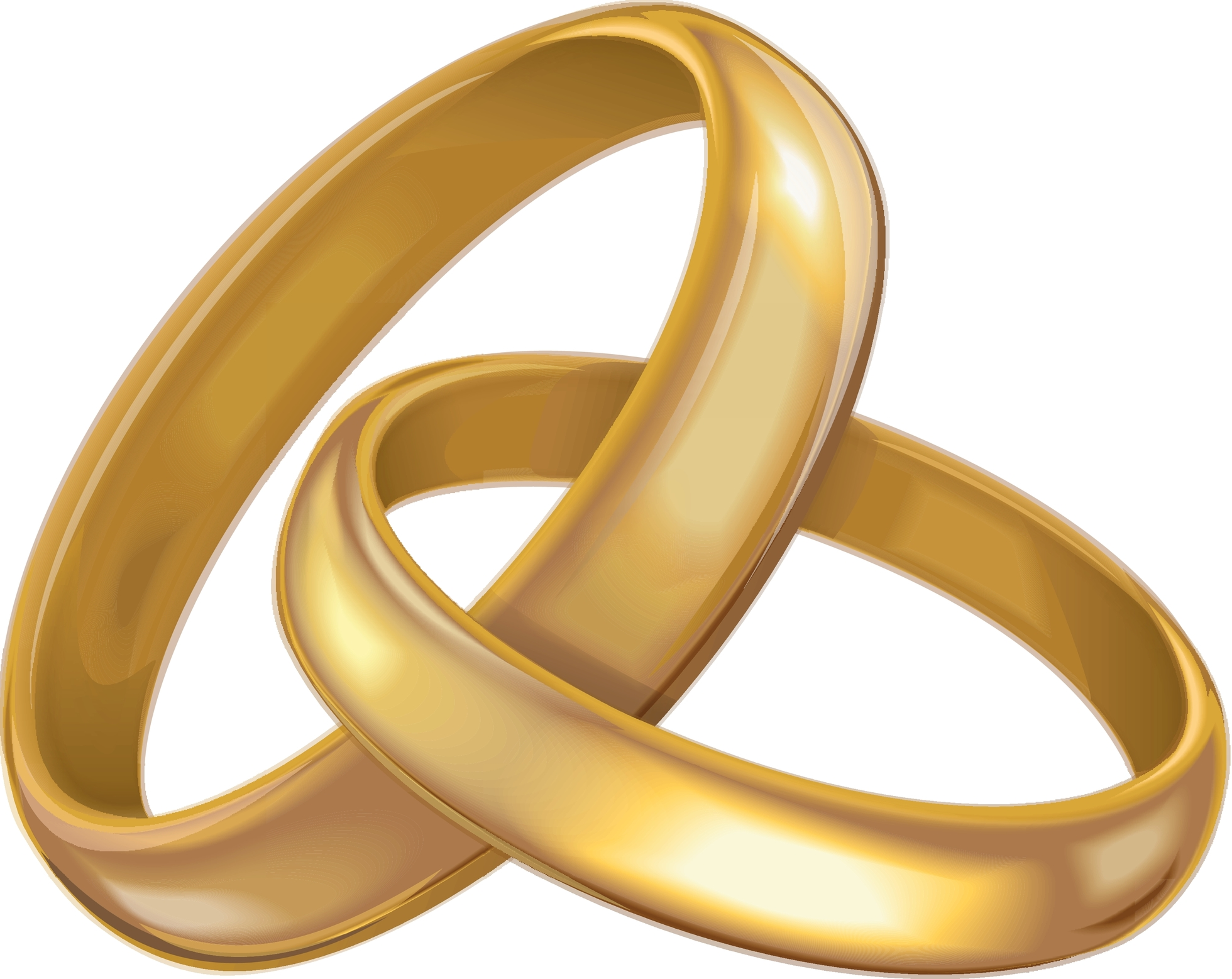 Free wedding ring clipart images 3