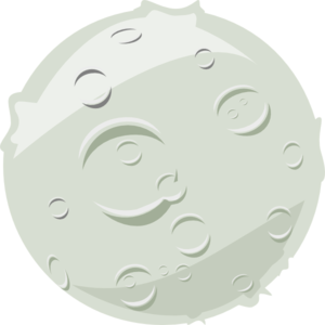 Full moon clipart images