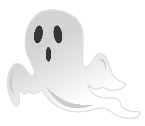 Ghost free to use clipart 2