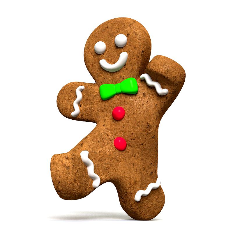 Gingerbread man gingerbread men images clipart