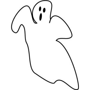 Halloween ghost clipart blogsbeta 2