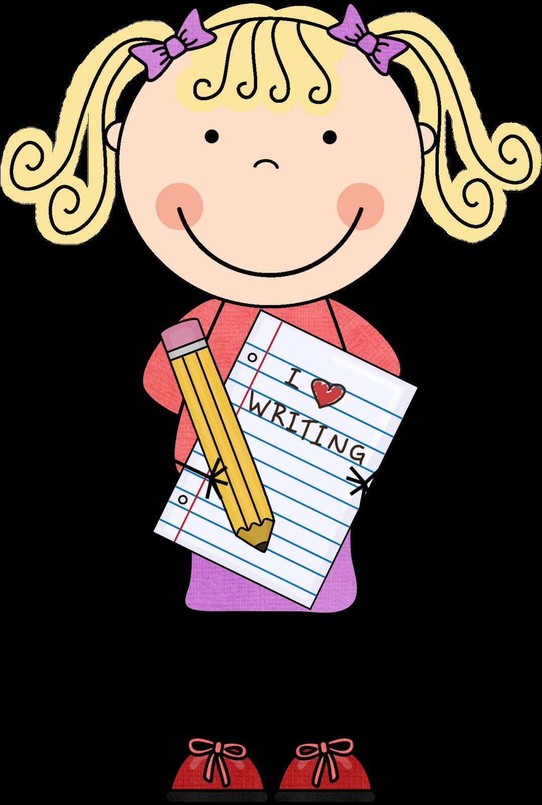Handwriting practice clipart 2
