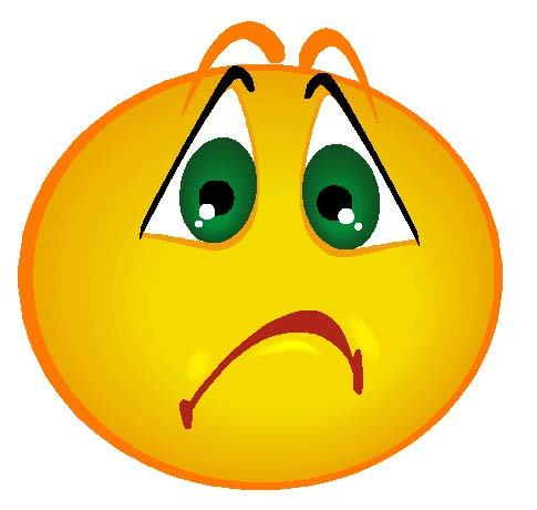 Happy and sad face clip art free clipart images 3