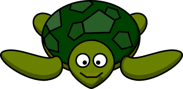 Hawaiian sea turtle clipart free images 4