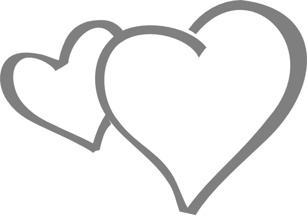 Heart  black and white free black and white heart clipart 2