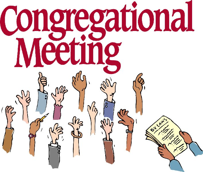 Important meeting clipart