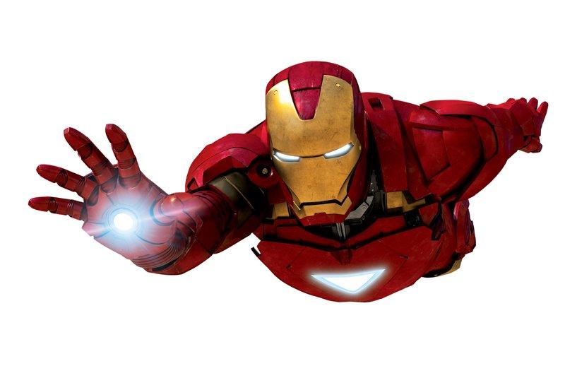 Iron man clip art 5