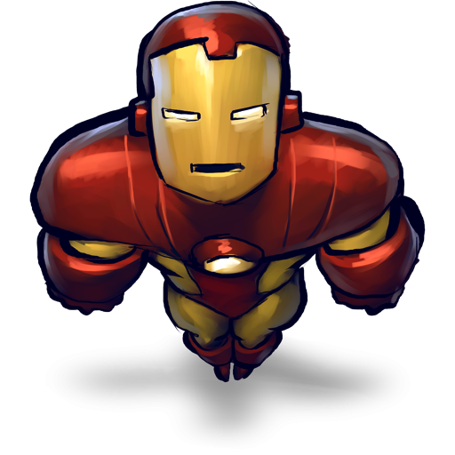 Iron man clip art free clipart images 2