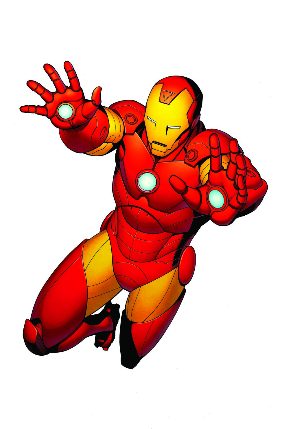 Iron man clip art free clipart images