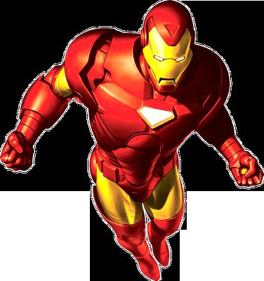 Iron man clipart 10