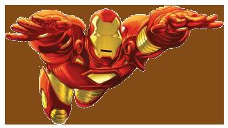 Iron man clipart 12
