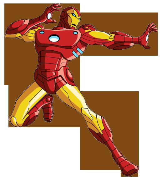 Iron man clipart 5