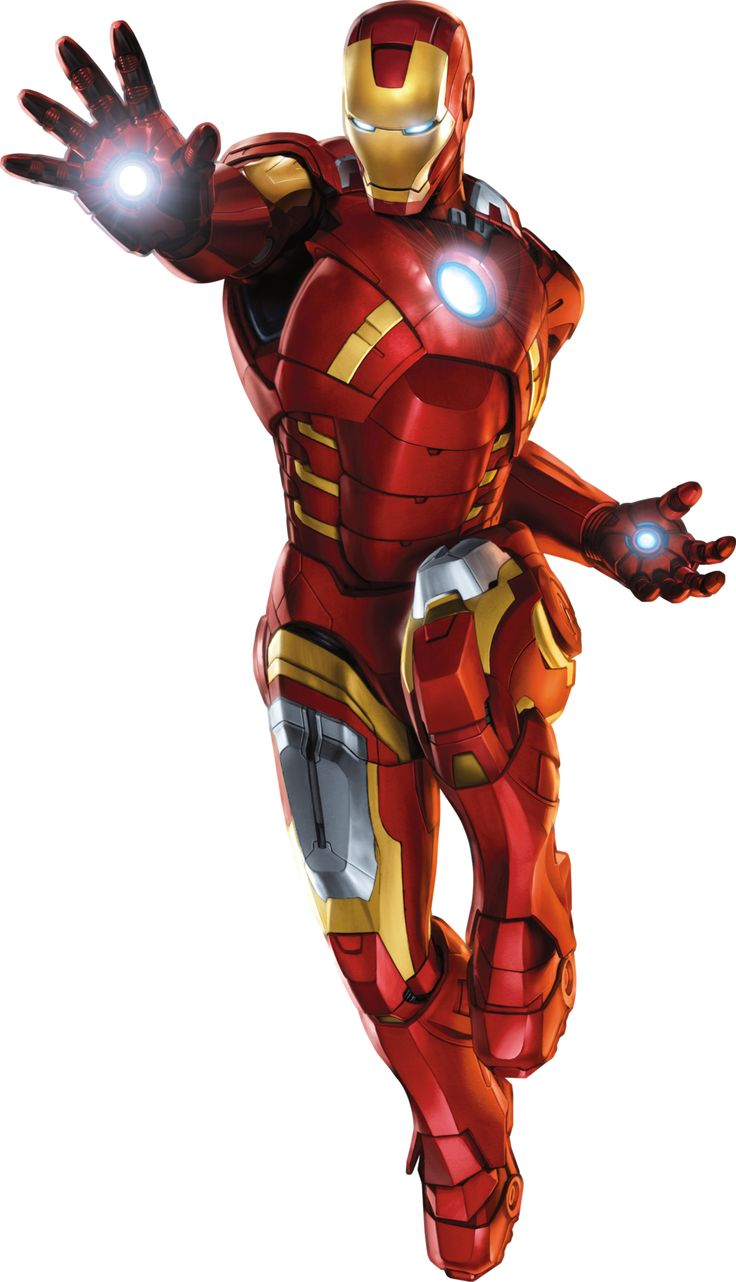 Iron man clipart free images 3