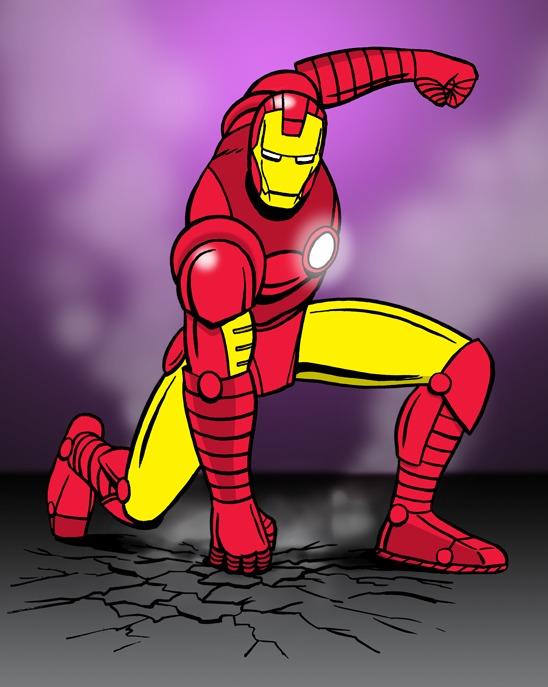 Iron man images clip art