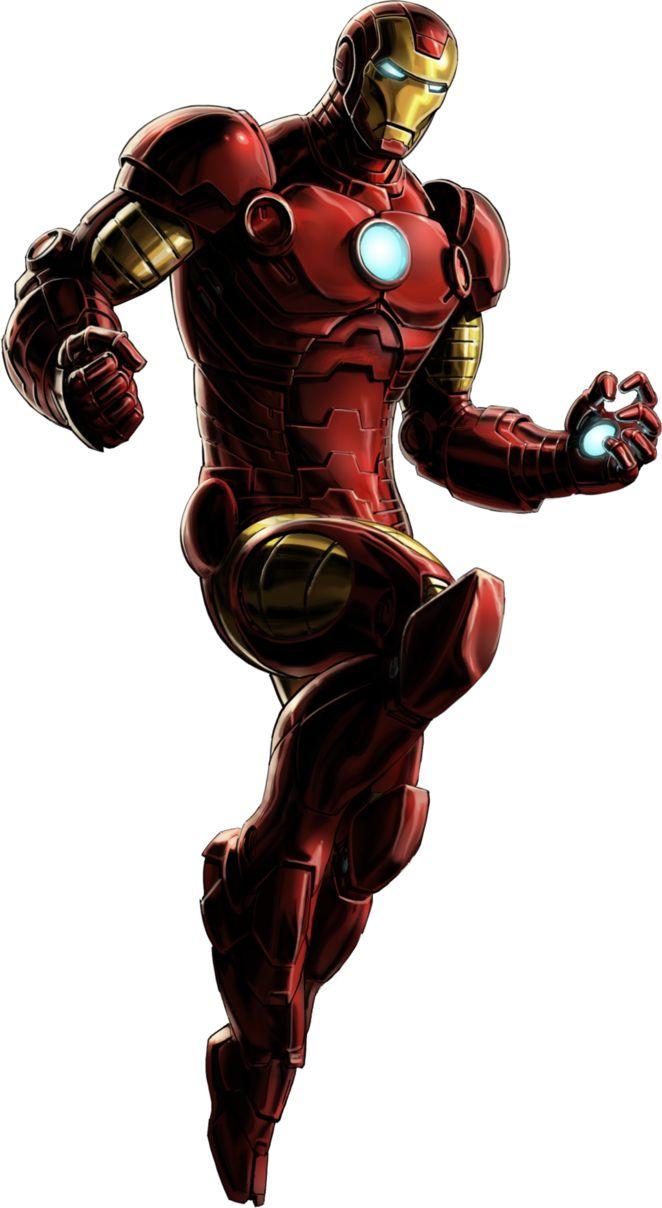 Iron man the world clip art