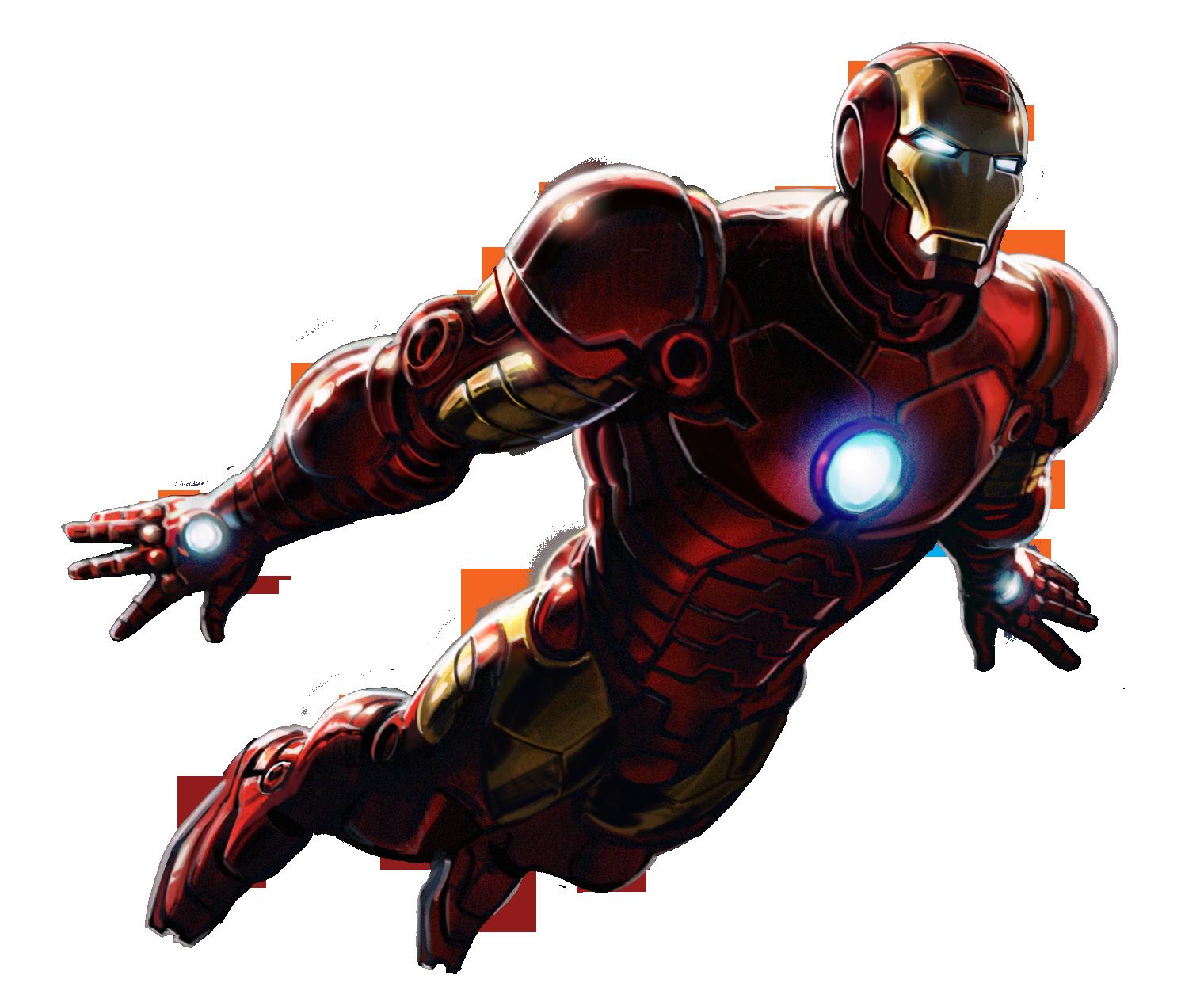 Iron man transparent images all clipart