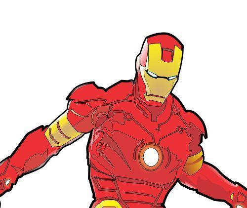 Iron man vector download 1 vectors page clipart