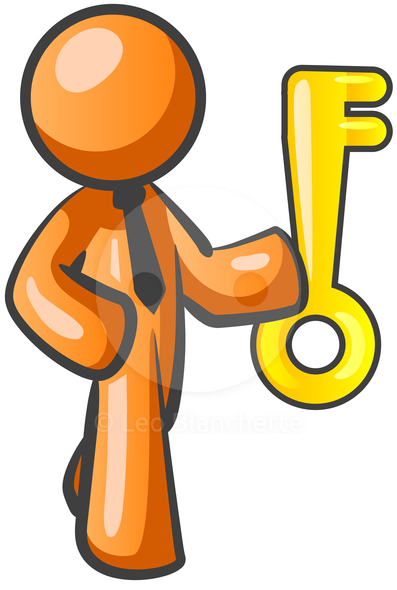 Key clip art at clker vector free