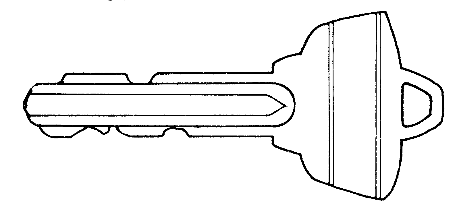 Key clip art free clipart images 2 3