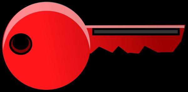 Key clip art vector key graphics image 2