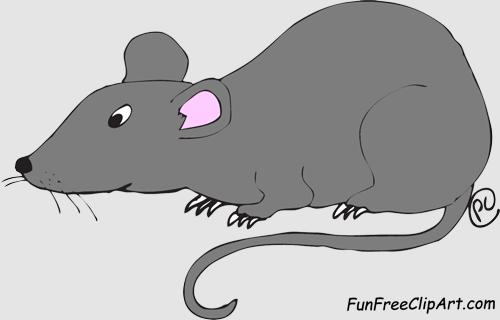 Lab rat fun free clipart funfreeclipart