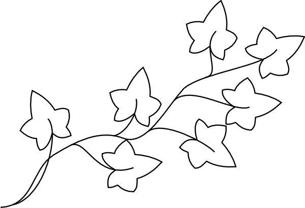 Leaf outline free download clip art on clipart