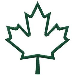 Leaf outline maple leaf clip art outline 2